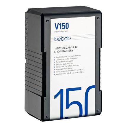 bebob V150 V-bebob Mount Li-Ion Battery 14.4V / 147Wh